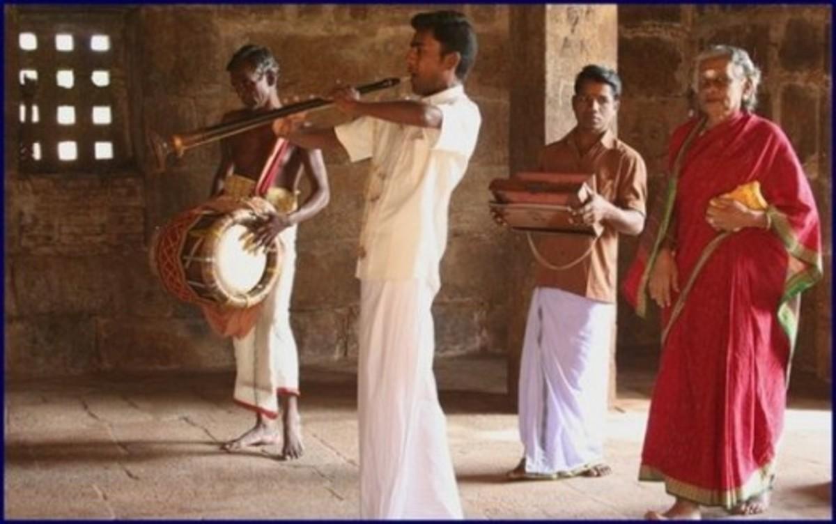 Nadhaswaram - Pipe Instrument