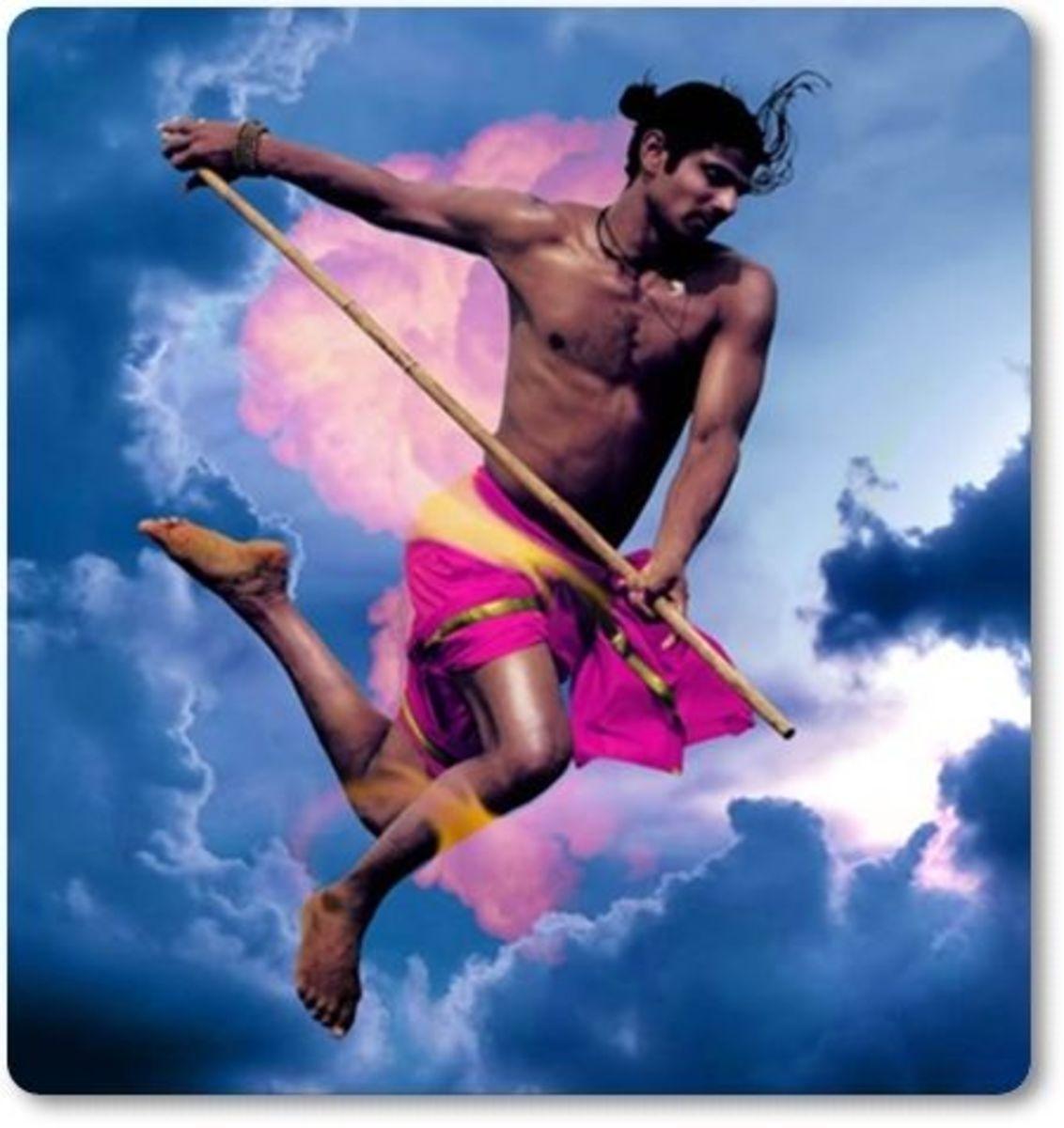 Silambam - Tamil Martial Art