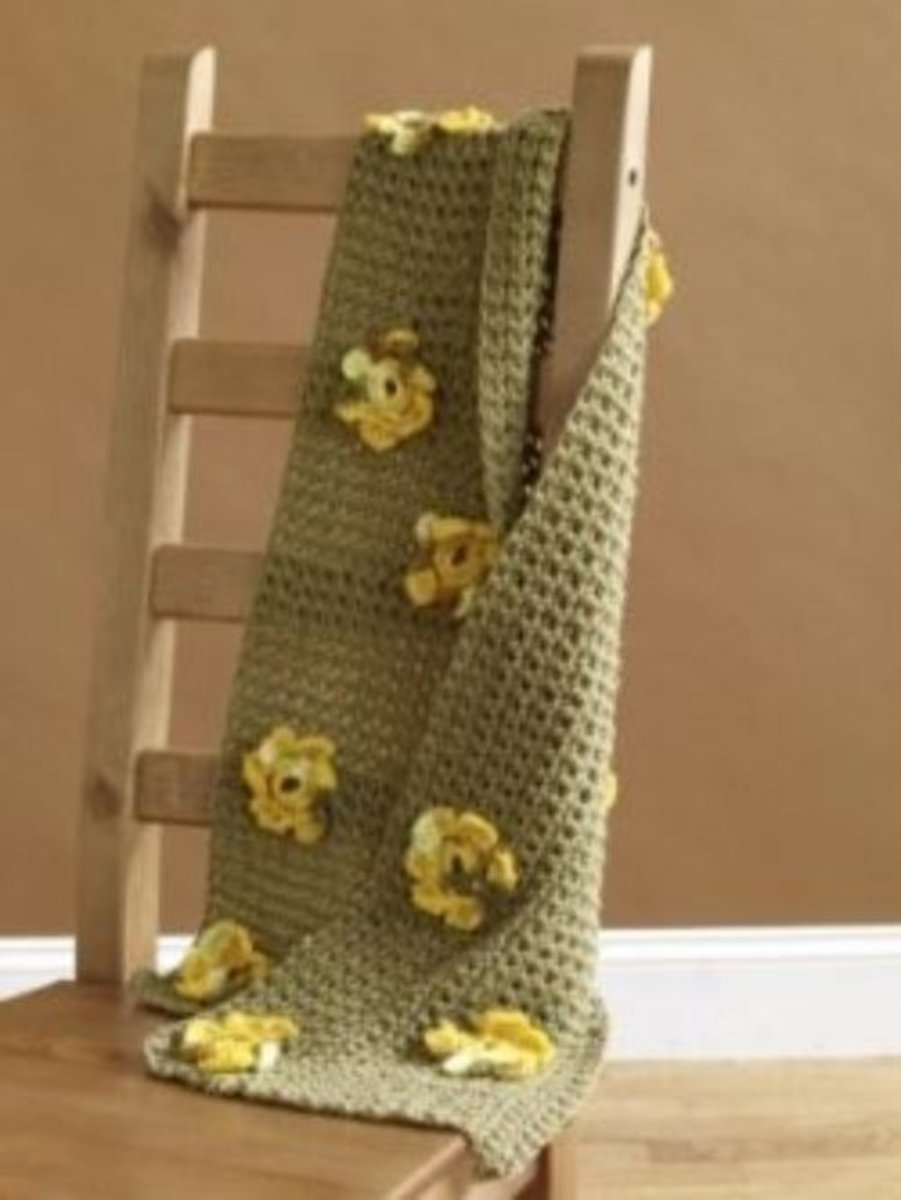 Free and Easy Scarf Pattern for Beginners