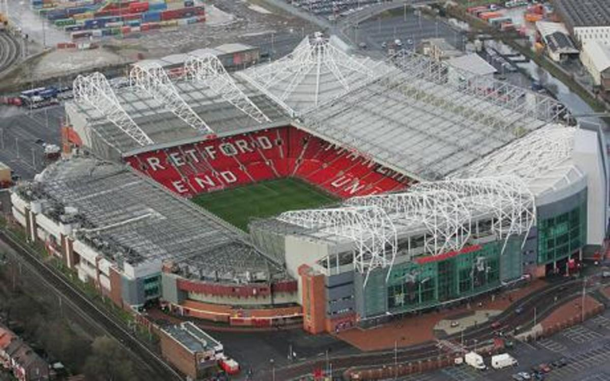 The Five Biggest Premier League Stadiums