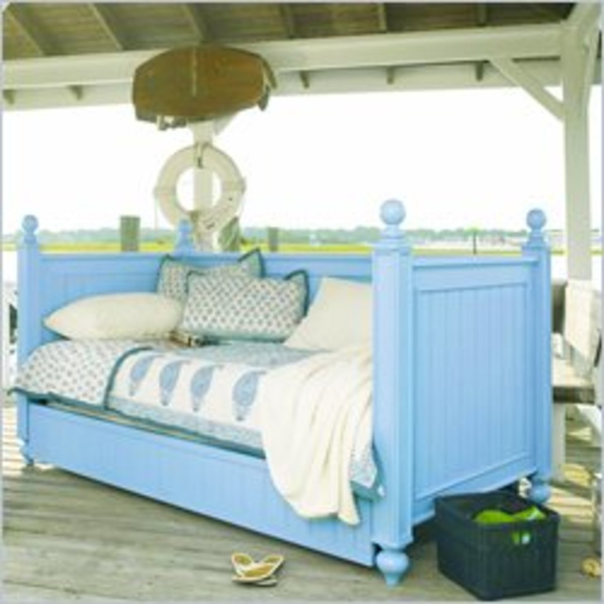 Daybed Frame Option - Spare Bedroom Ideas
