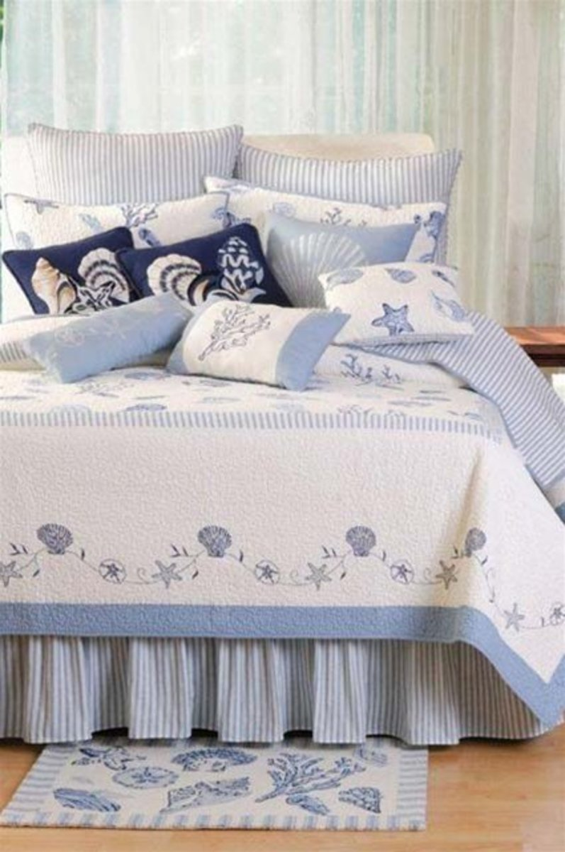 Nautical linen options
