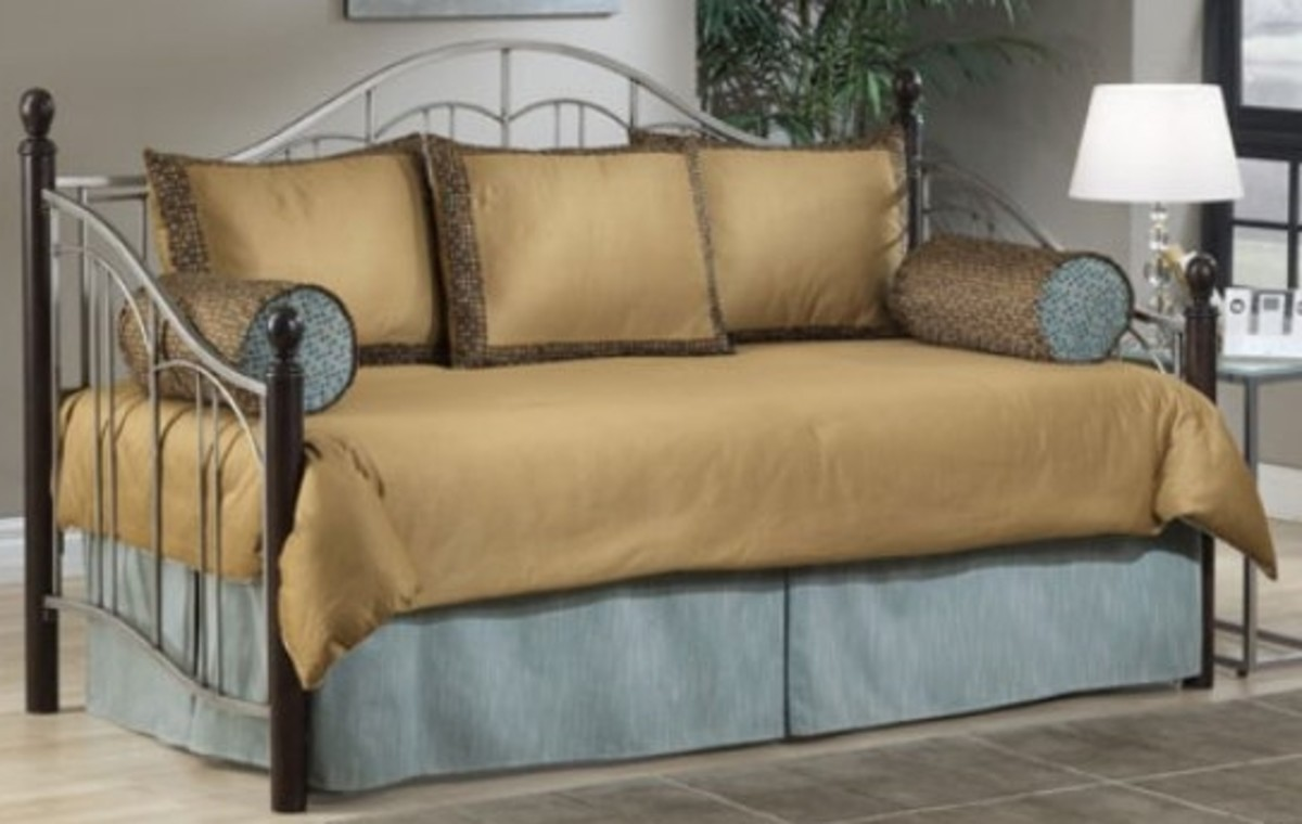 Daybed linen options