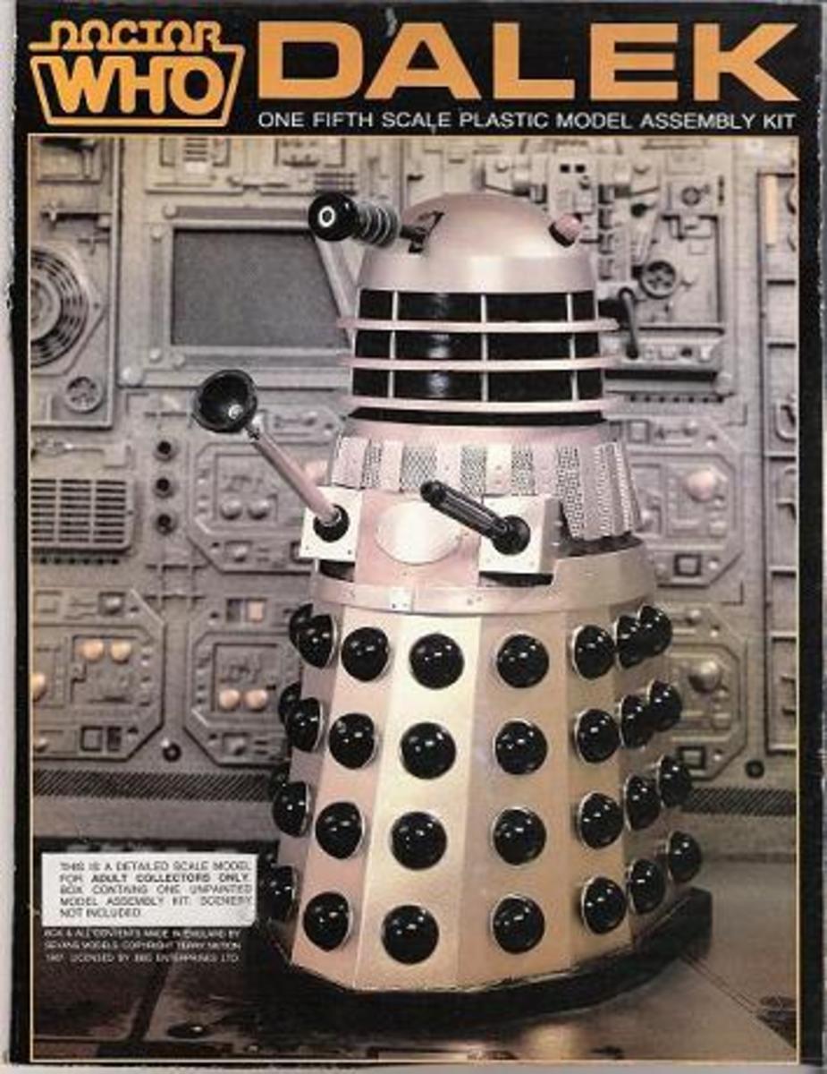 Toy Evil Dalek