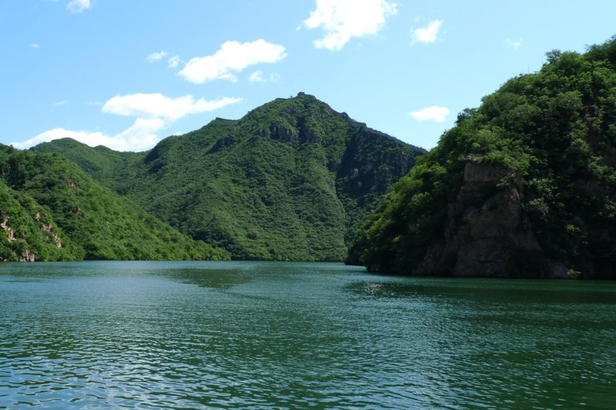 It's possible that the Chinese Pirate Queen sailed these waters off the coast once-upon-a-time.