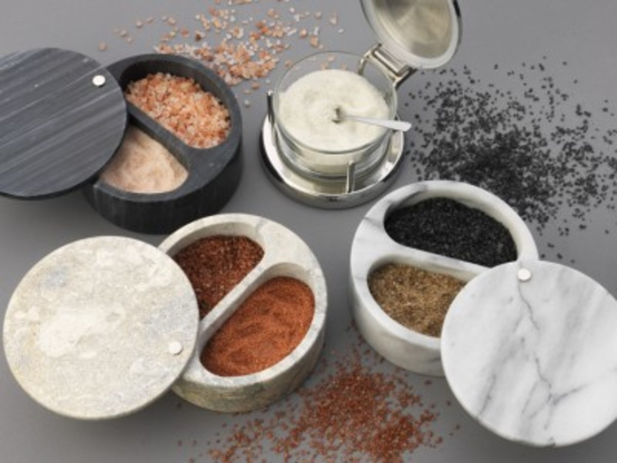 What is a Semelier? (Hint, it has to do with Gourmet Salt)