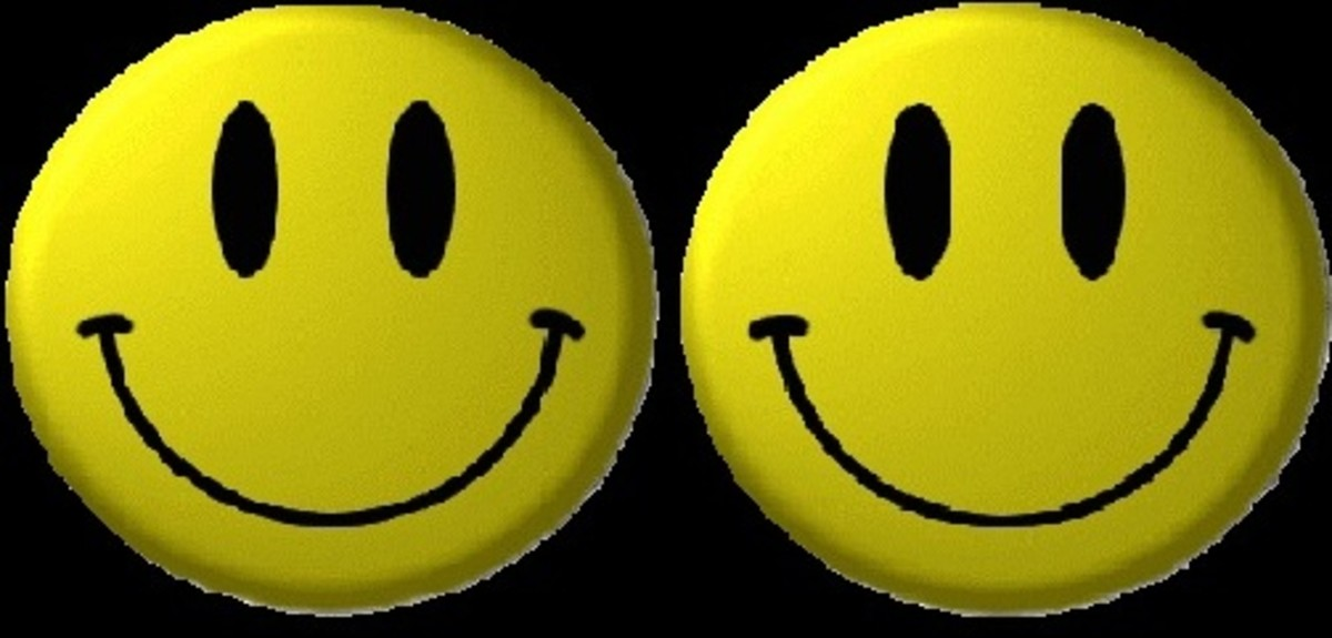 2 out of 5 smileys