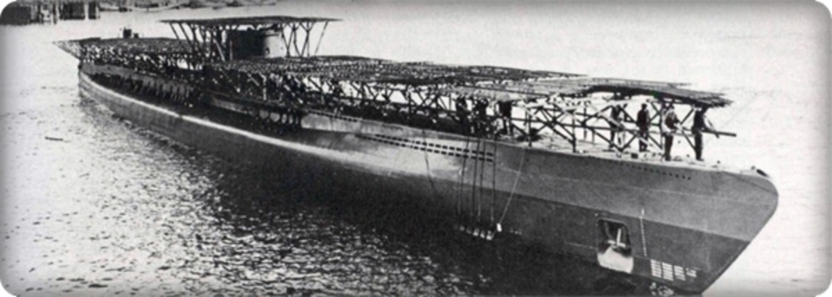 U-219 Captured by the Japanese Navy
