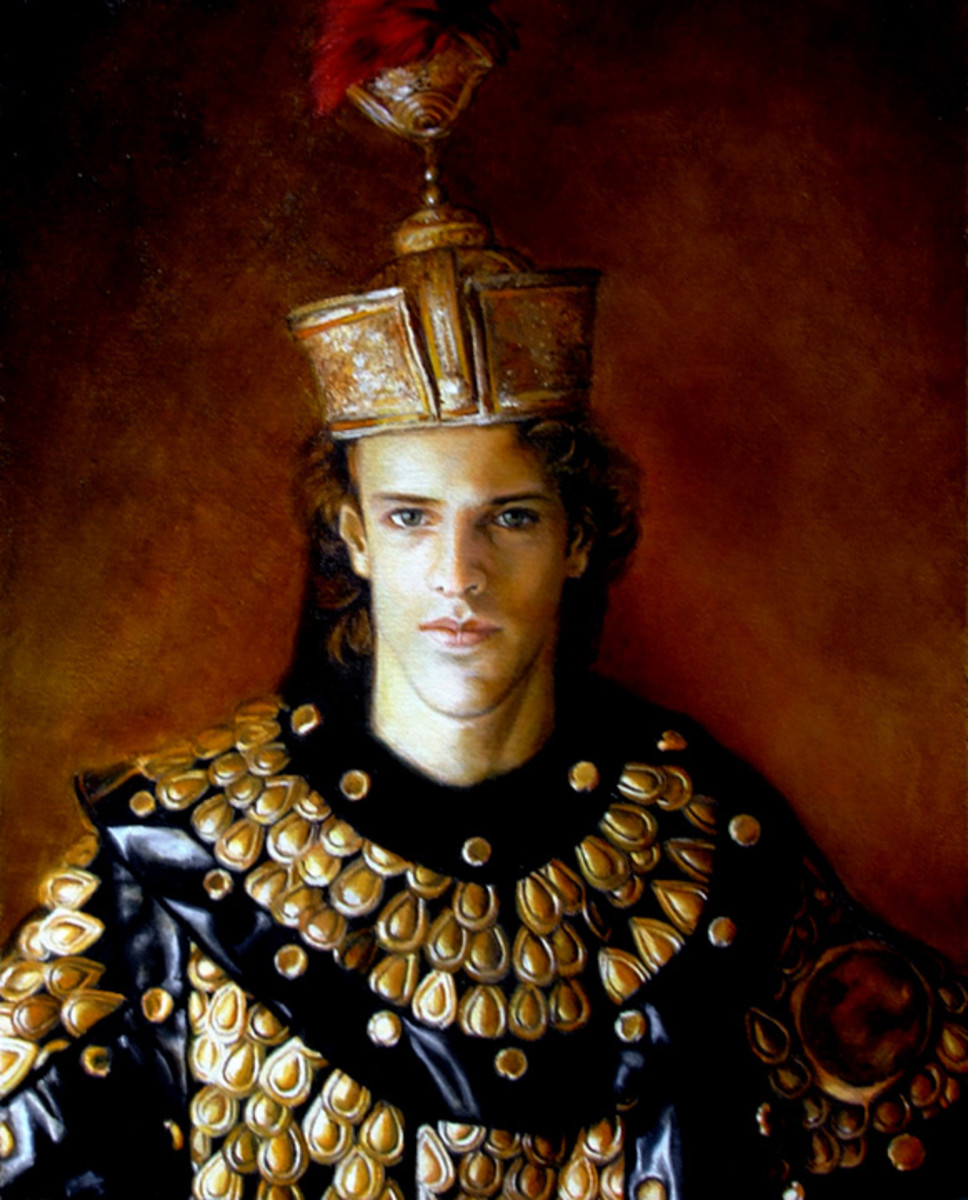 Paint a Portrait Like a Renaissance Old Master