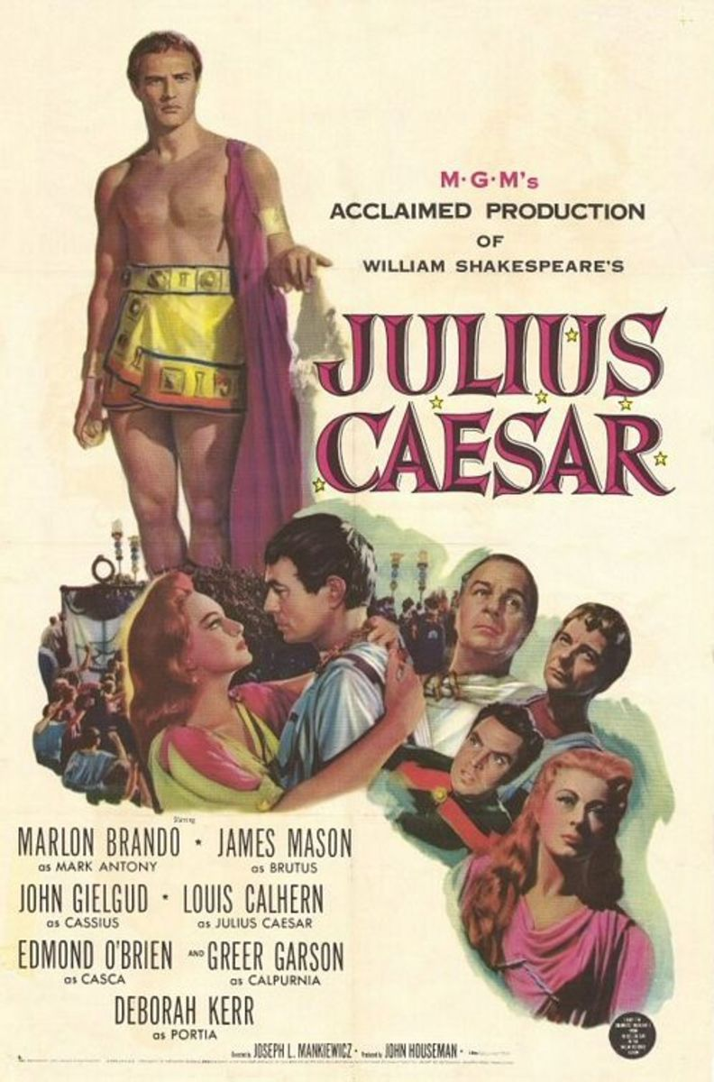 Julius Caesar - Hero or Hitler?