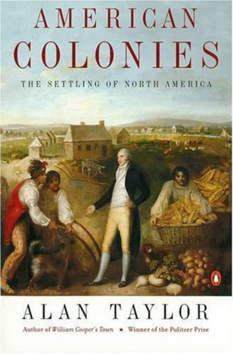 Image result for american colonies taylor