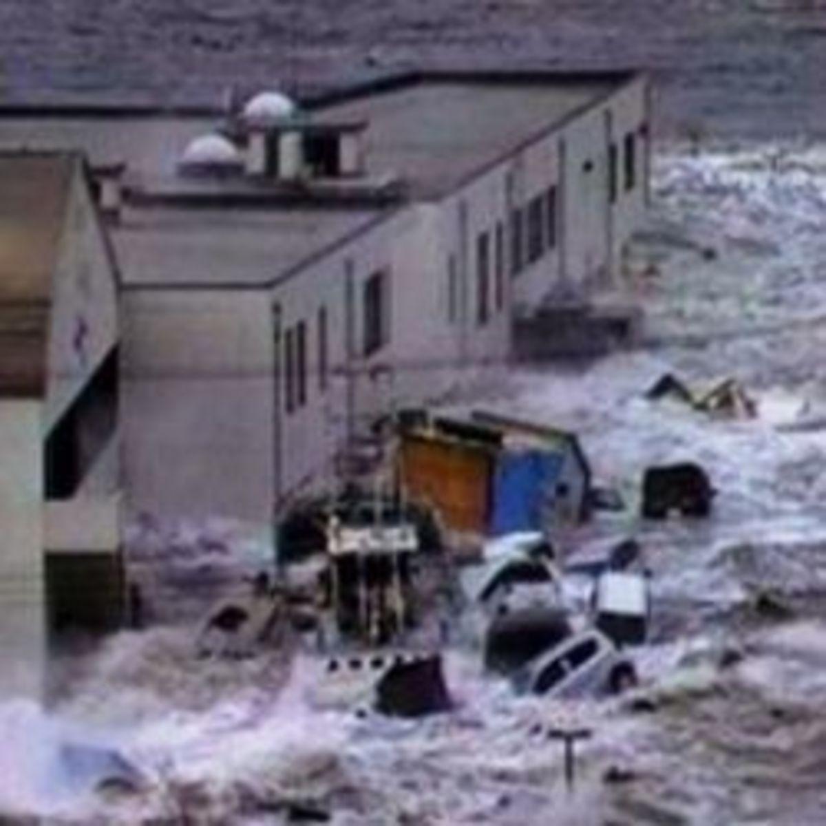 2011 Japanese Tsunami Haiku