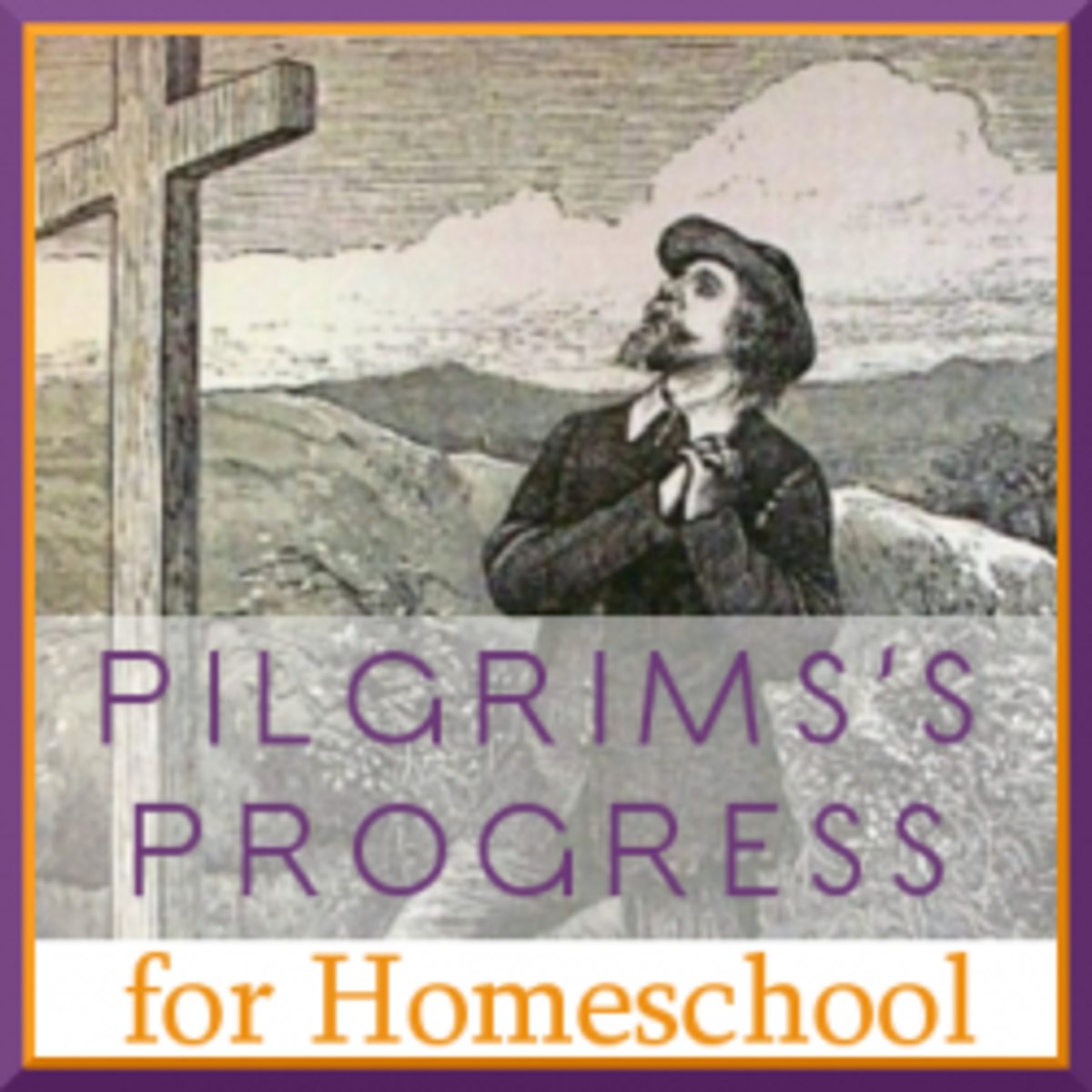 Pilgrim's Progress Homeschool Unit Study