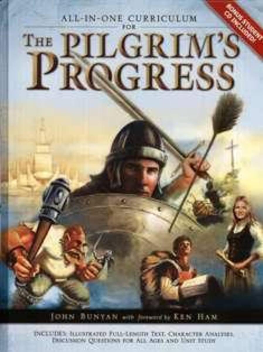 Pilgrim S Progress Homeschool Unit Study Hubpages