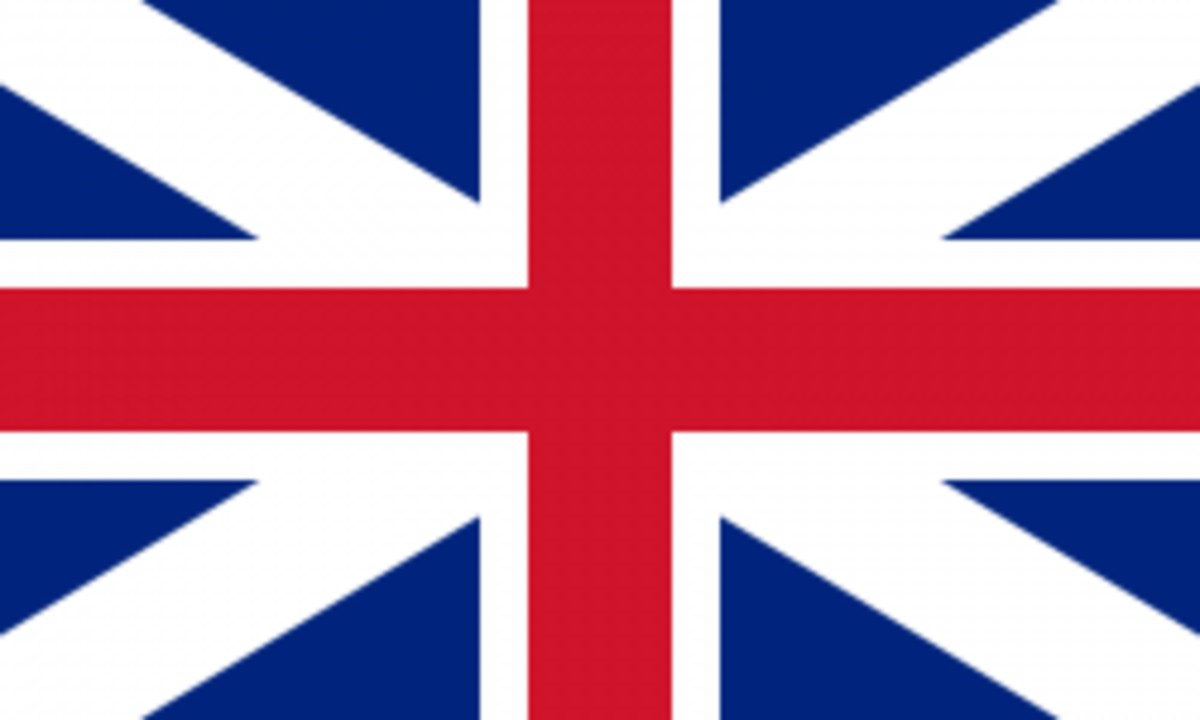 Early Union Flag