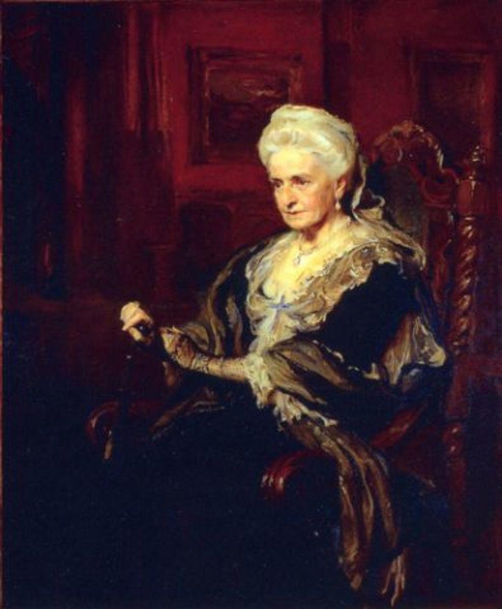 Lady Wantage portrait by Philip de Laszlo, 1911