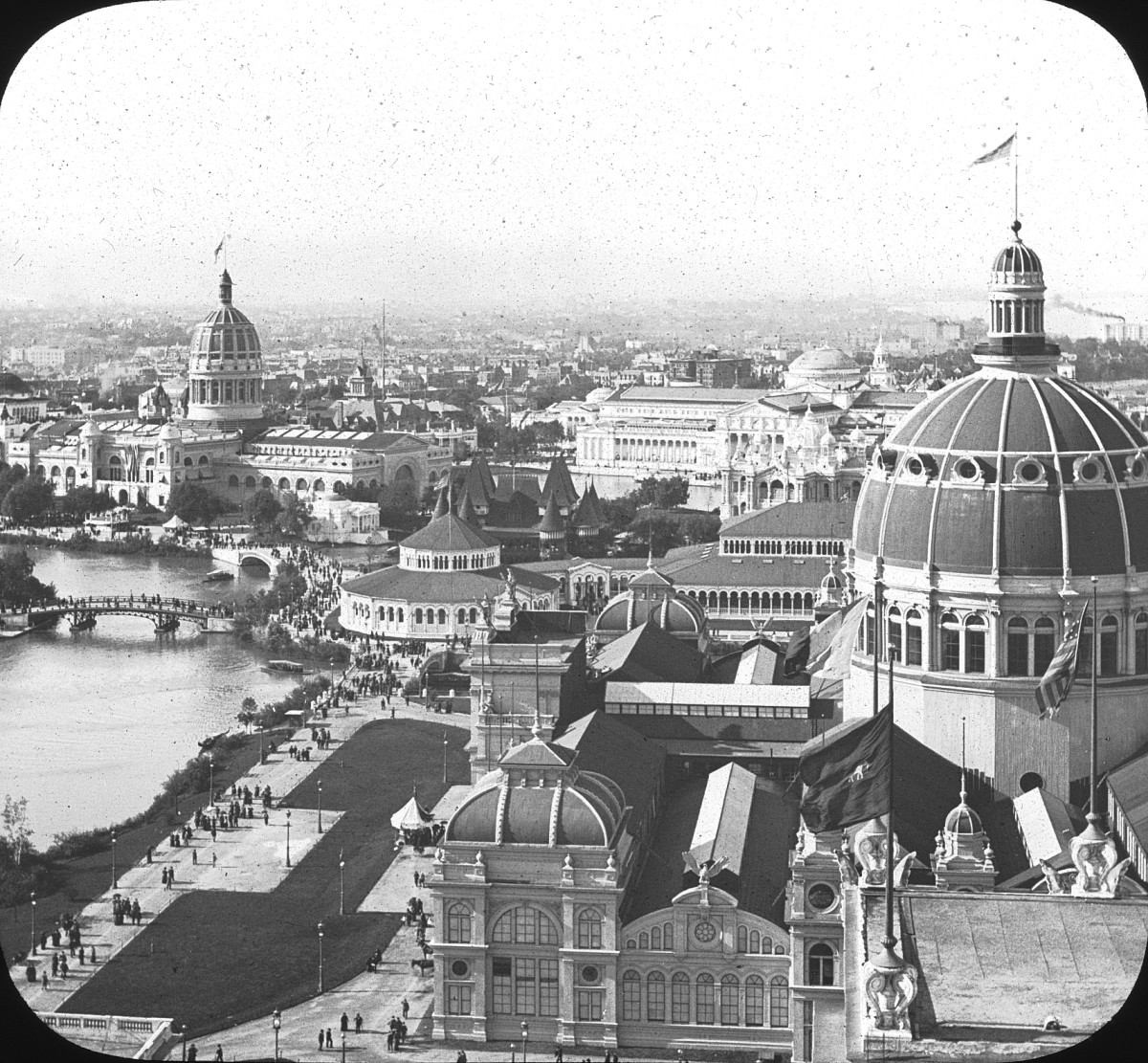 CHICAGO WORLD'S FAIR: COLUMBIAN EXPOSITION