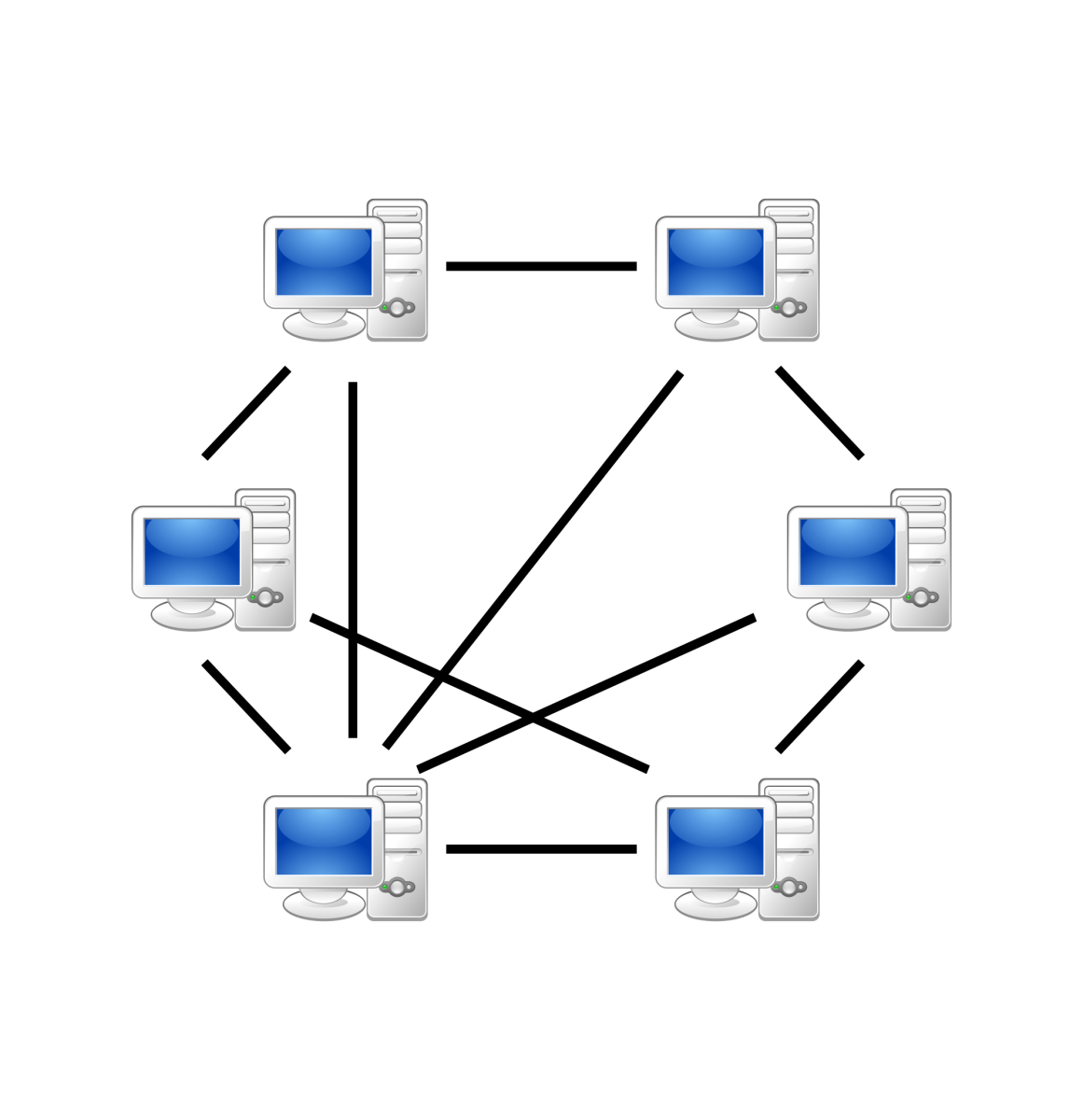 P2P Network Model