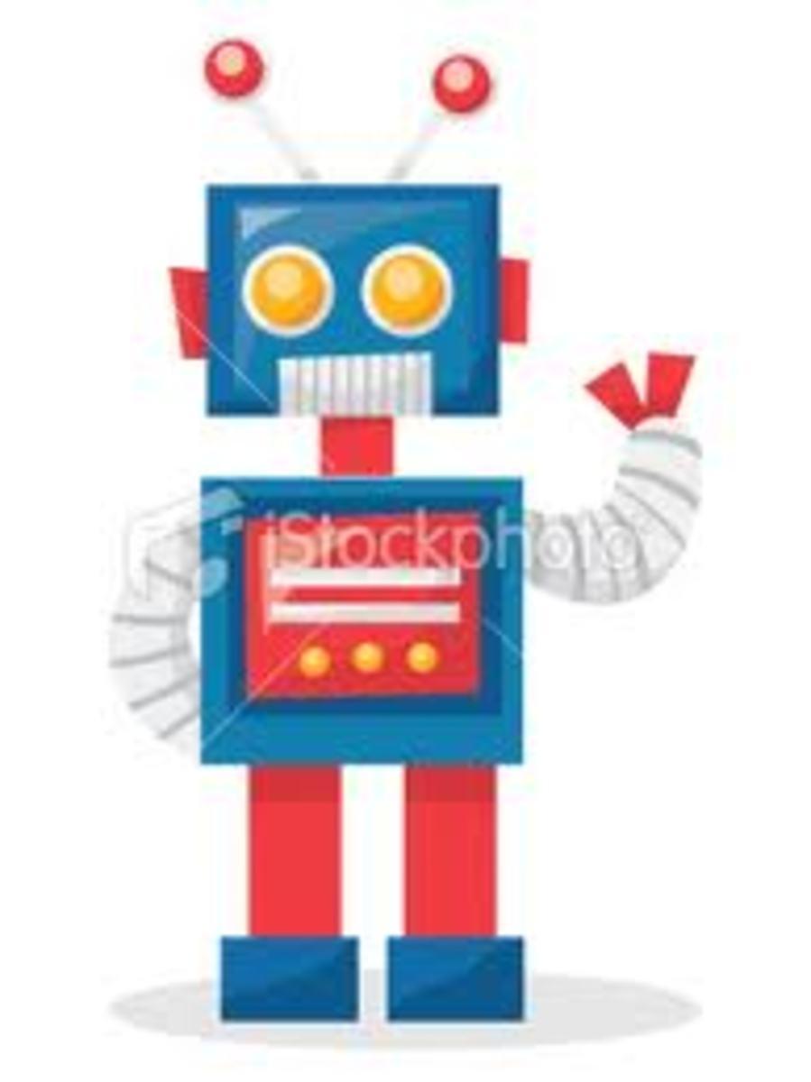 random robot
