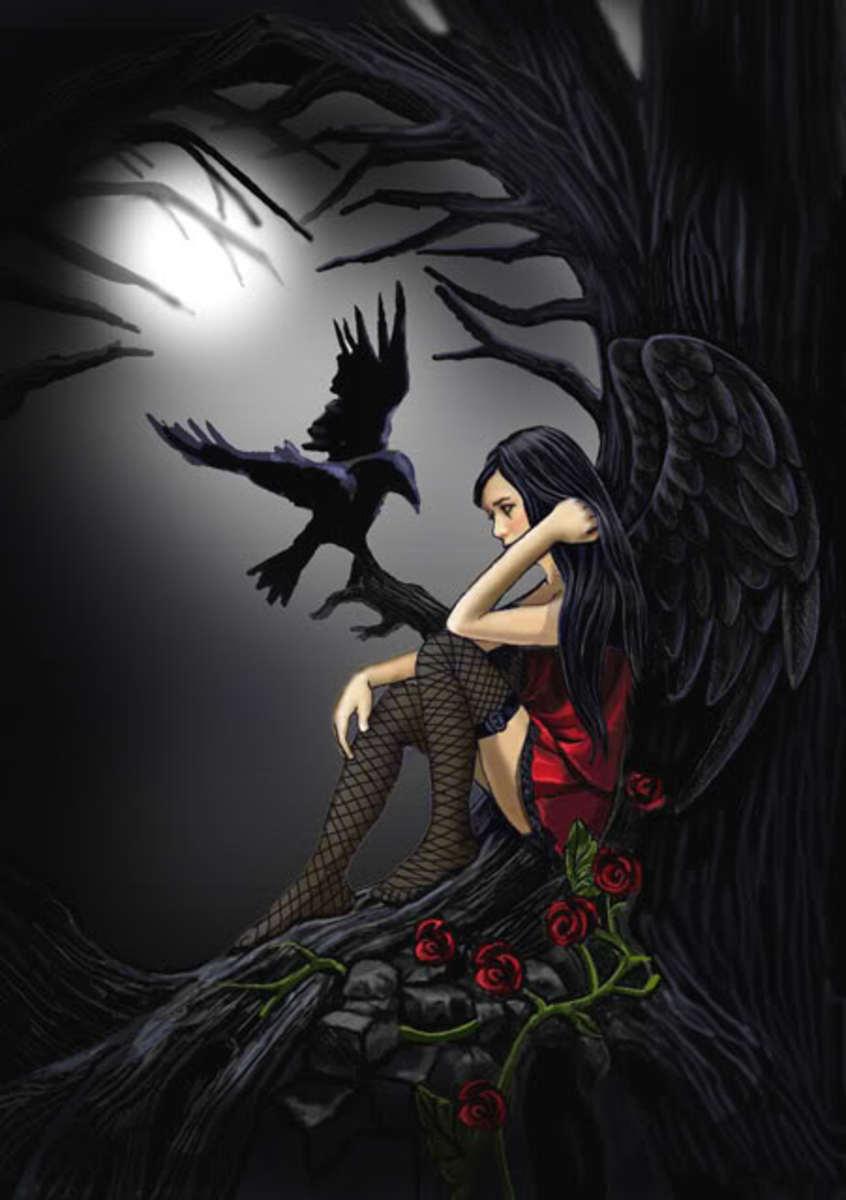 Celtic Goddesses - Nantosuellta, Goddess of the Dead