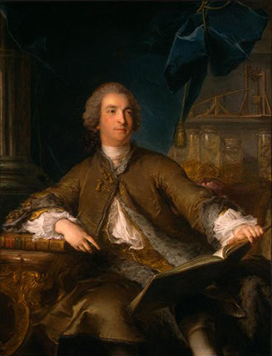 Joseph Bonnier de la Mason