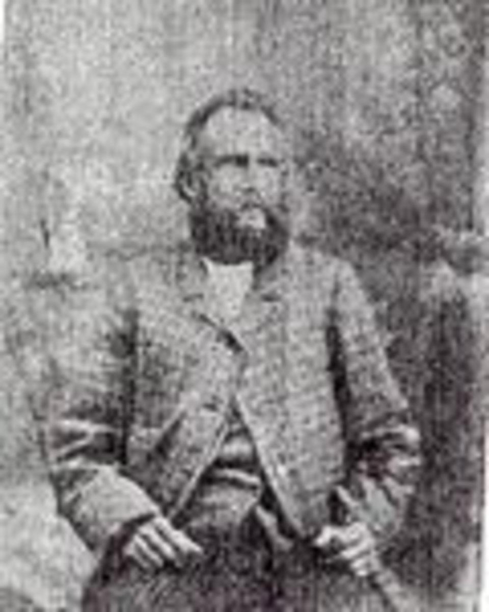 Jacob Davis 1834 - 1908