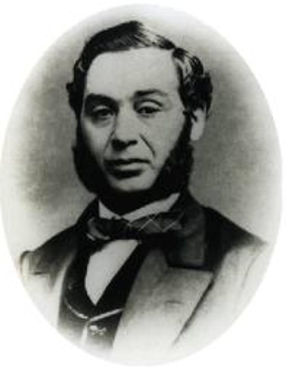 Levi Strauss 1829 - 1902