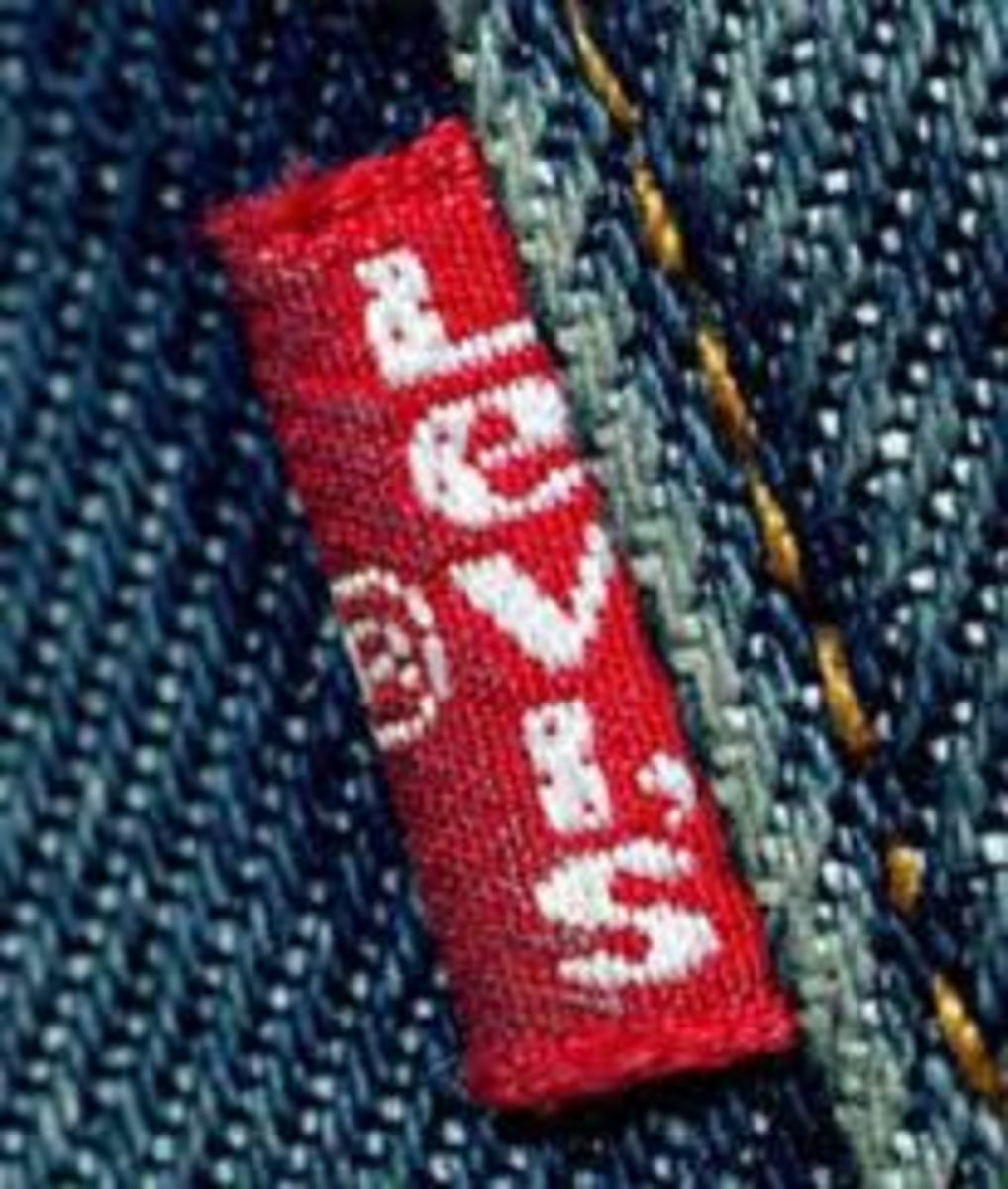 The red tag was added as a Levi identifier.