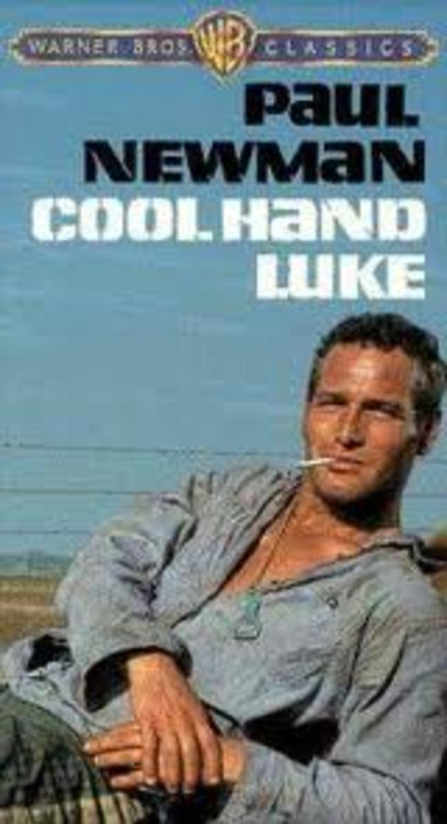 "Paul Newman in ""Cool Hand Luke"""