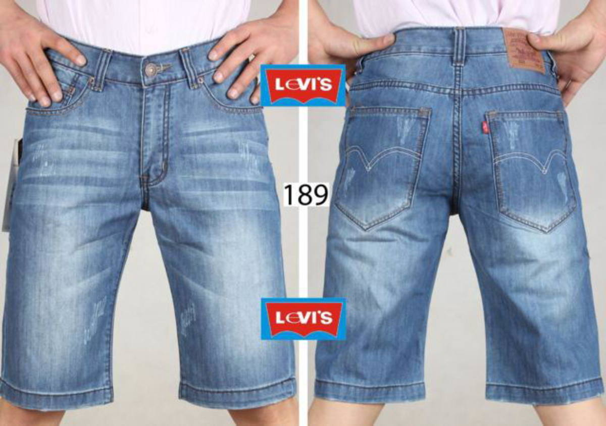 Short Levis for men