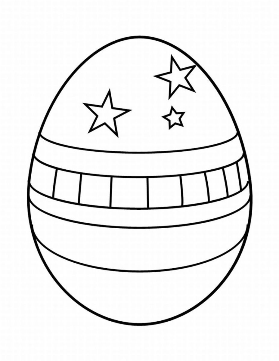 easter themed coloring pages - photo#27