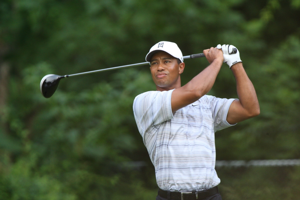Tiger Woods, NOT a child prodigy, but a carefully cultivated golf expert