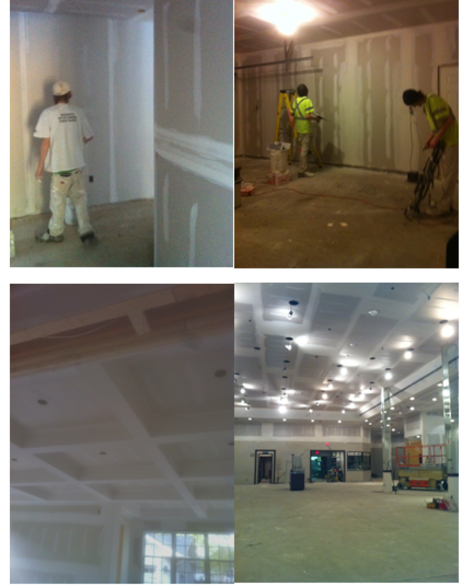 Drywall Taping/Union and Non Union Career Paths