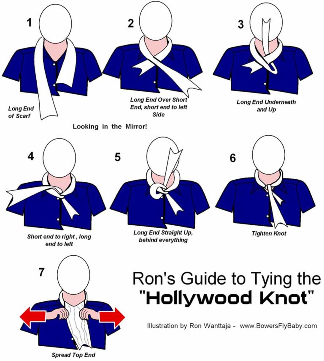 The hollywood Knot