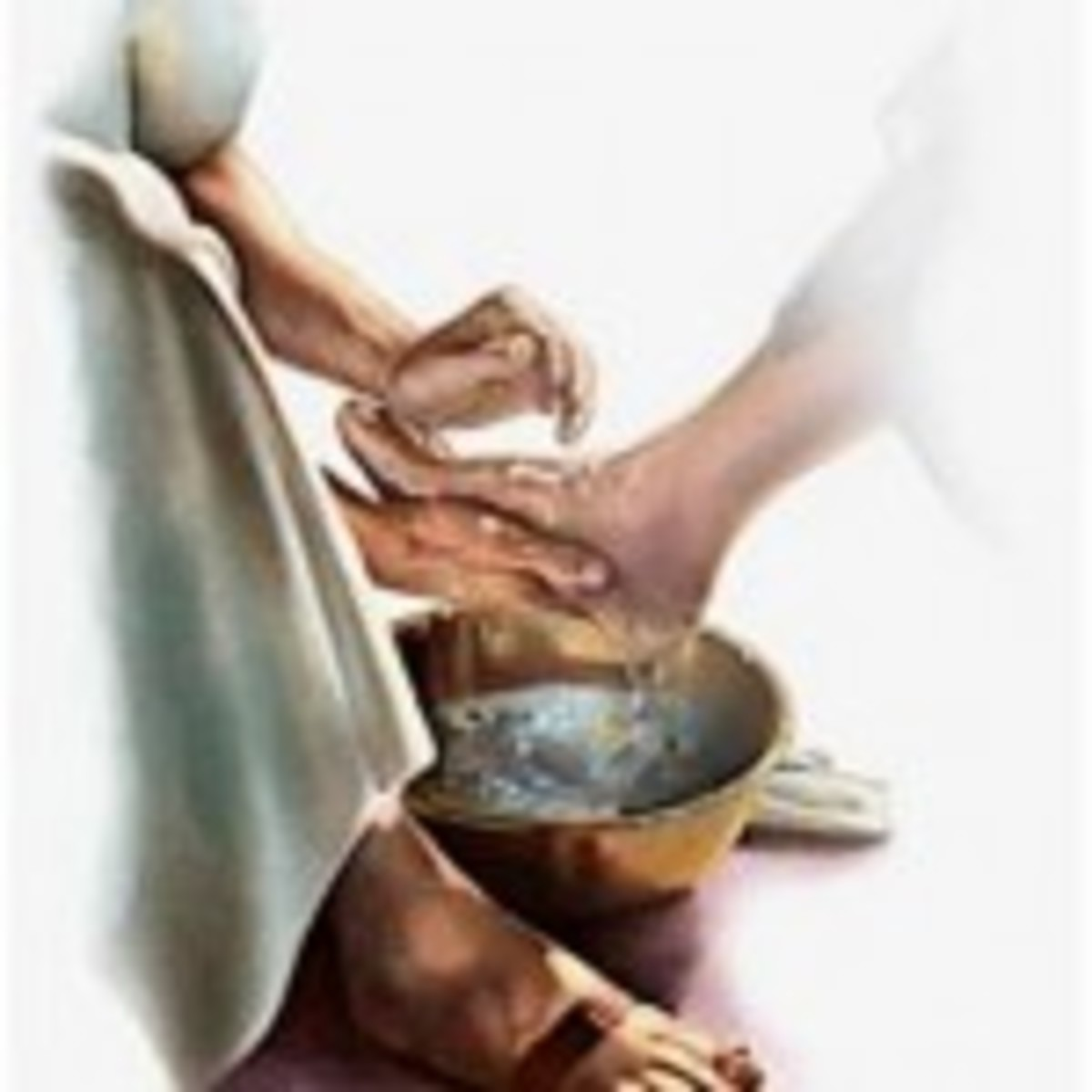 Washing of the Feet - Lessons in love and Humility