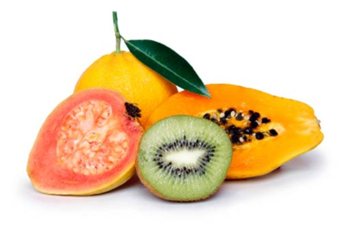 Remember: Vitamin C helps your body to absorb non-heme iron, found in vegetables!