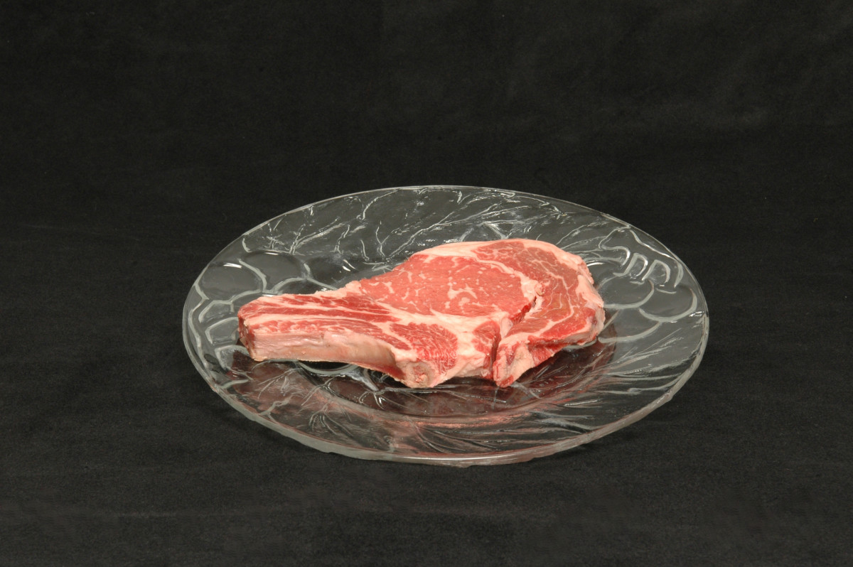 Red meat contains iron.