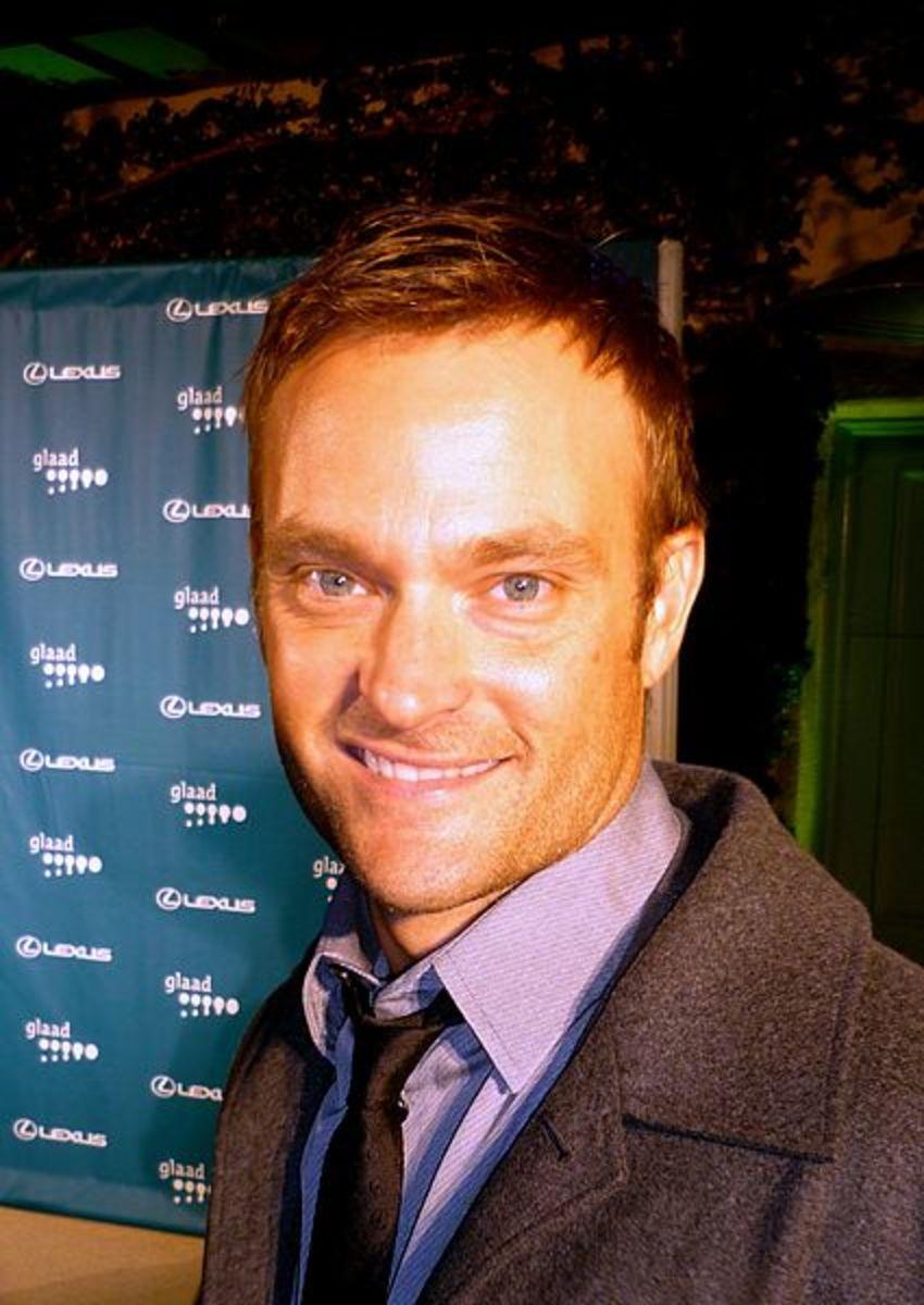 Actor Chad Allen