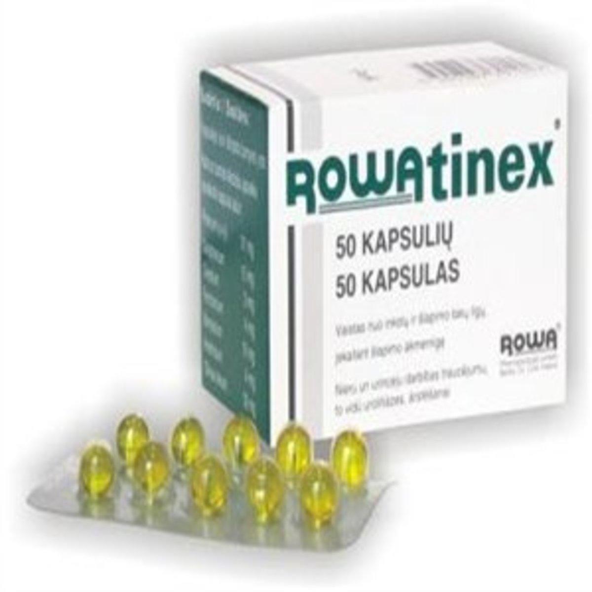 Rowatinex Capsule
