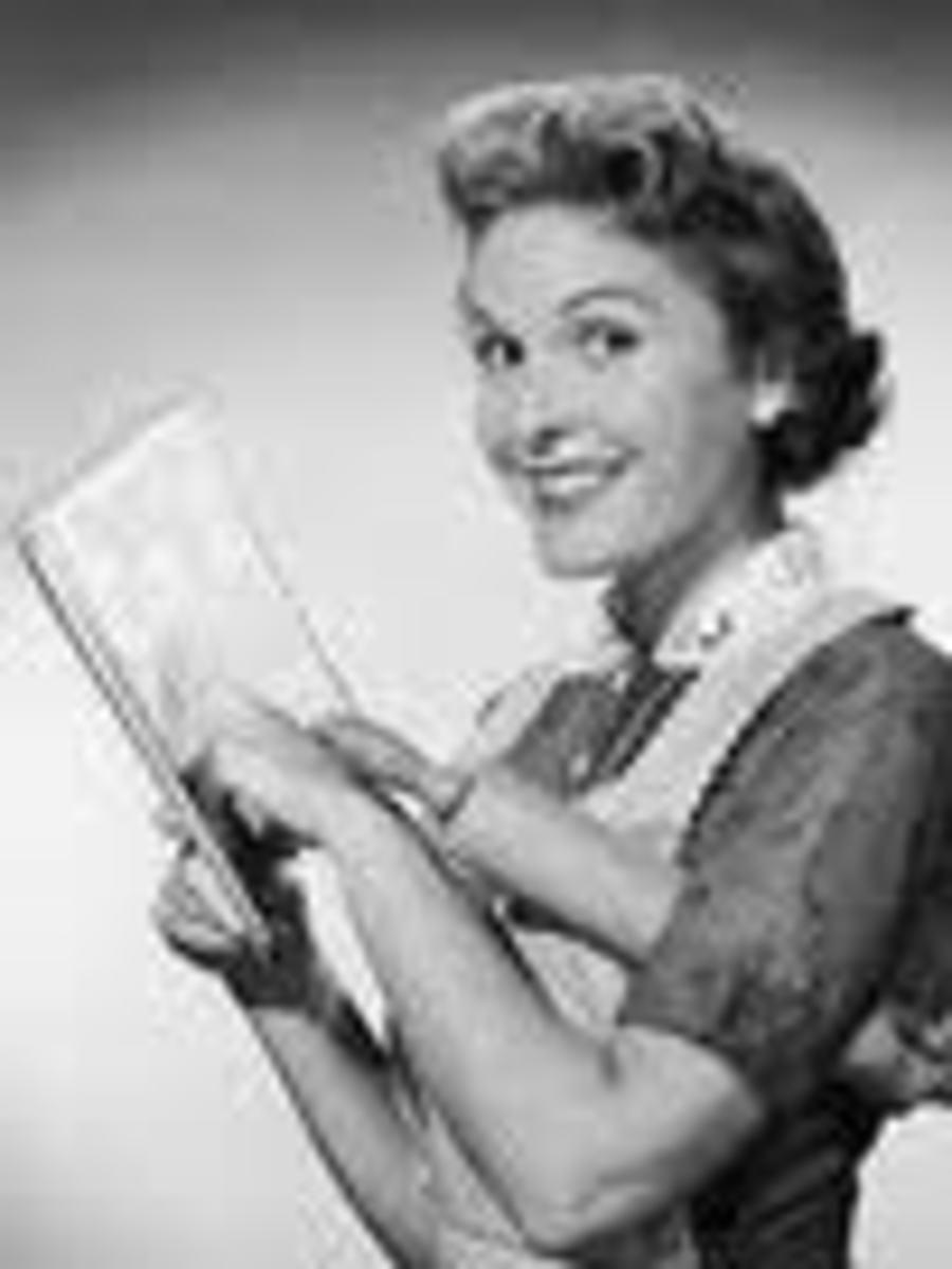 A 1950s Homemaker