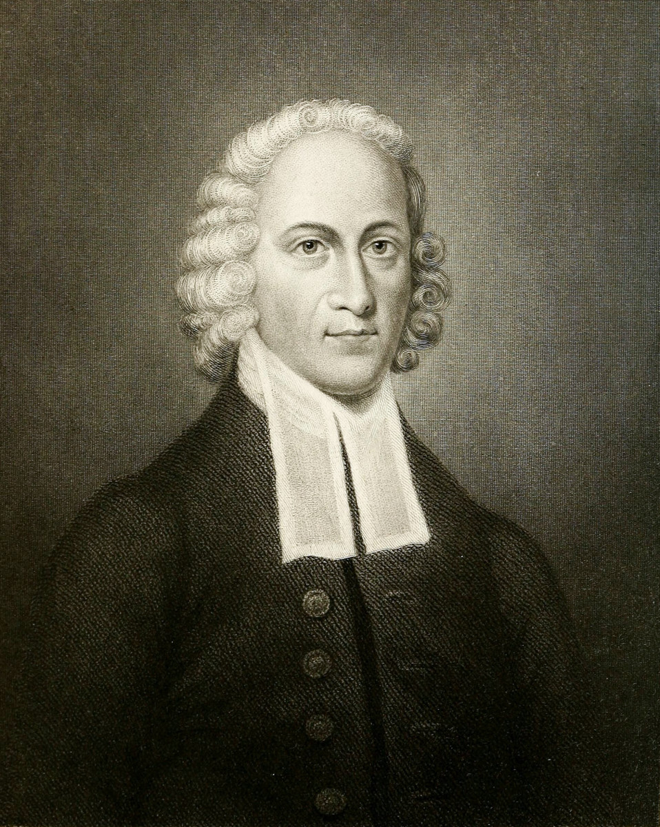 America's odd couple: Benjamen Franklin and Jonathan Edwards