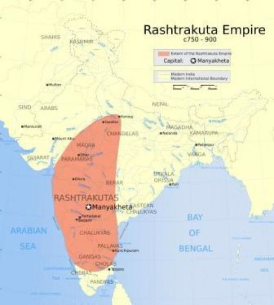 The Rashtrakuta Dynasty