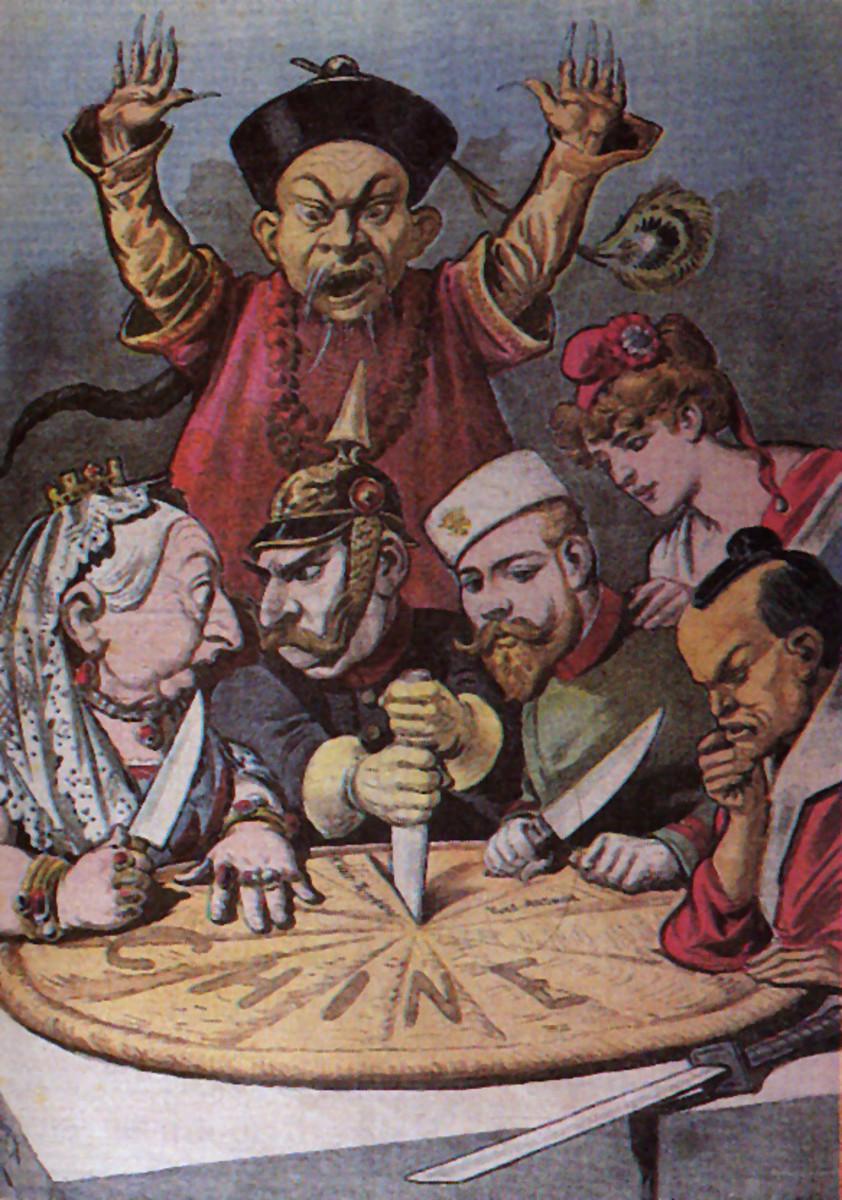 British imperialism in china essay