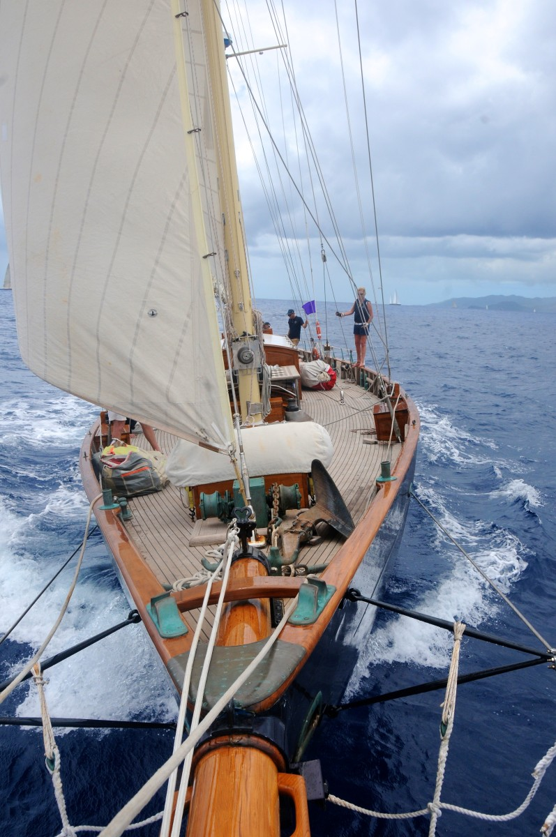 The Last Gentleman's Yacht Race: The 24th Antigua Classic Yacht Regatta