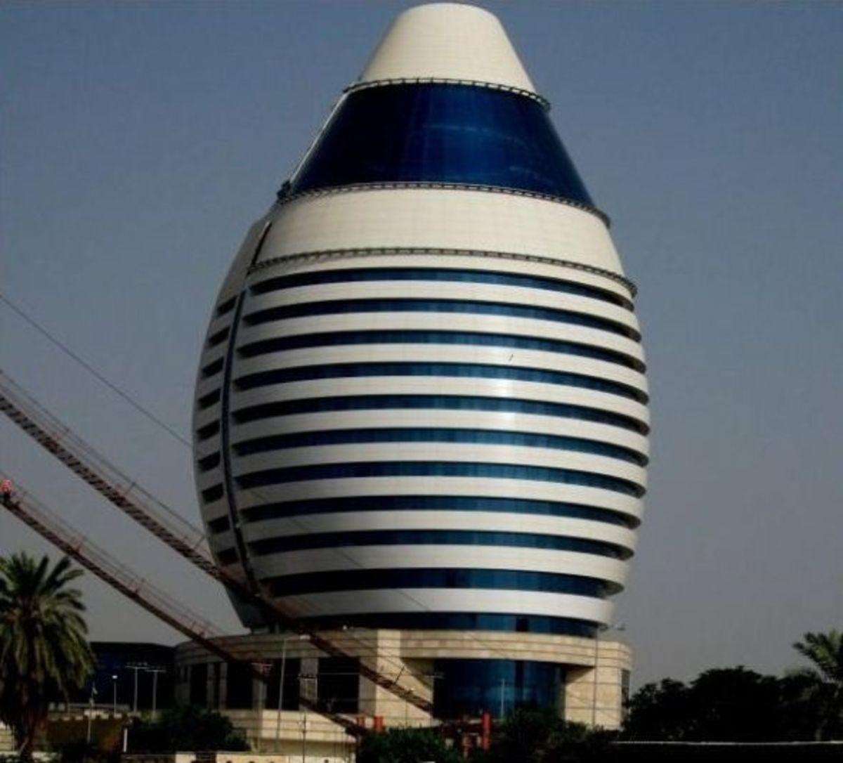 Hotel in Khartoum, Sudan