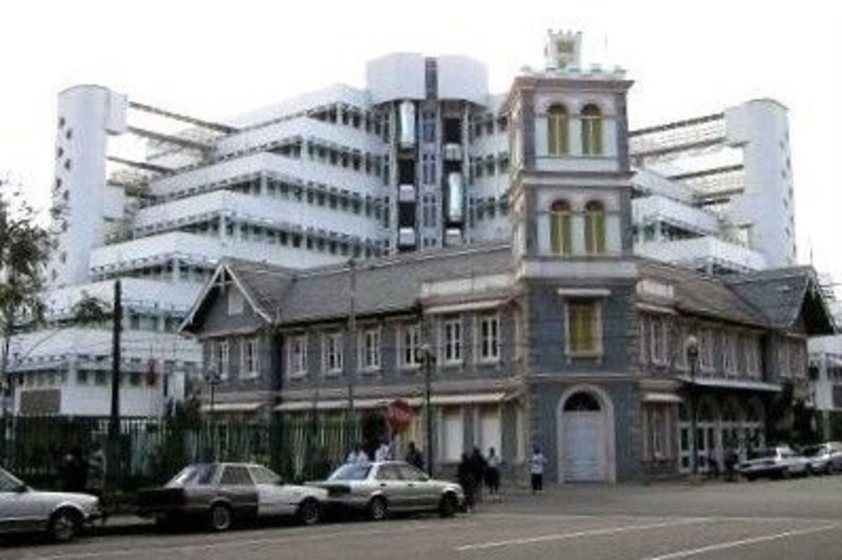 The National Library and Information System located in Trinidad and Tobago in the city of Port of Spain