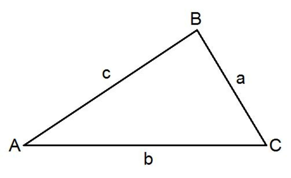 Proof of the cosine rule. Proving the cosine rule using Pythagoras and Trigonometry.