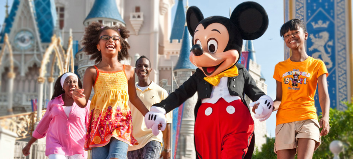 Disney world photo
