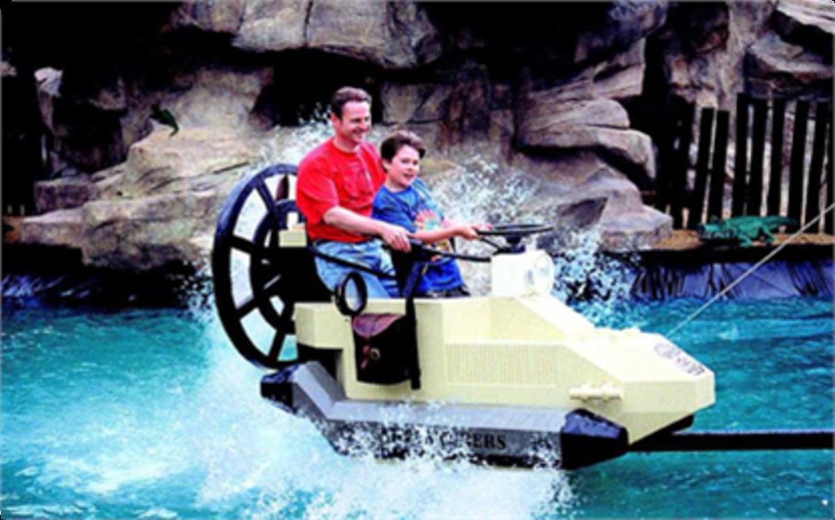 Lego Land Jet Ski