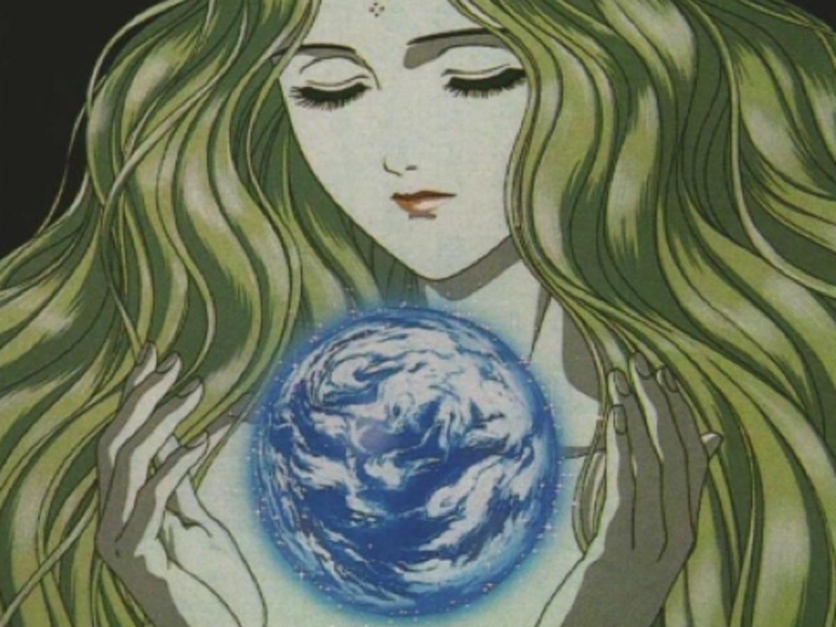 Mokuren from Please Save my Earth